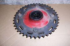 Ruckdämpfer Aufnahme für Kettenblatt XT 550 Kettenrad Platte Yamaha am Hinterrad