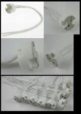 10 X MR16 MR11 Downlight Lamp Holder Socket 240 Volt or 12 Volt ~ LED or Halogen