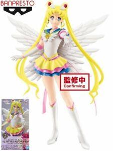 Banpresto Eternal Sailor Moon Glitter and Glamours Version B Figure New In Stock