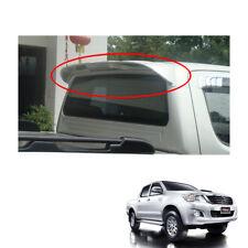 Rear Roof Spoiler + Break Light V1 Painted Fit Toyota Hilux Vigo Champ 2011 - 14