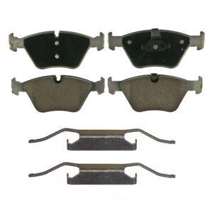 Disc Brake Pad Set-ThermoQuiet Disc Brake Pad Front Wagner QC946
