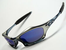 Oakley Splice FMJ + Ice Blue occhiali da sole JULIET SCALPEL Plate Twenty C Six JPM X