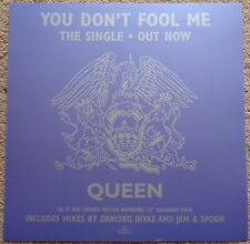 Queen - You Don't Fool Me display flat