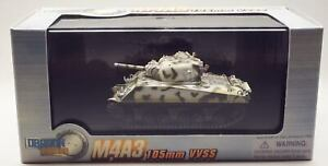 Dragon Armor 60283 M4A3 Sherman 4th Armored Division 1944 1/72 Scale Model