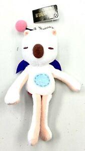 Final Fantasy XV Small Mascot Pet Plush Keychain Toy Doll Minion Moogle SQ4800
