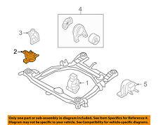 HYUNDAI OEM 10-12 Santa Fe-Engine Motor Mount Torque Strut 218102P100