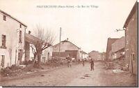 CPA 70 - PROVENCHERE - Le Bas du village