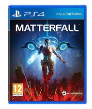 Matterfall [PlayStation 4 PS4, Action, Third Person Shooter, Sony SCEA] NEW