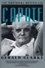 Capote : A Biography by Gerald Clarke (1989, Paperback)