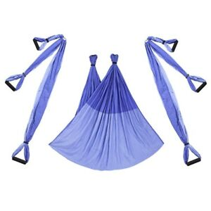 Aerial Yoga Swing Hammock Inversion Sling Trapeze Antigravity Wide Flying Strong