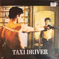 LASERDISC JAPAN - TAXI DRIVER - PILF-7133 - NTSC - DE NIRO