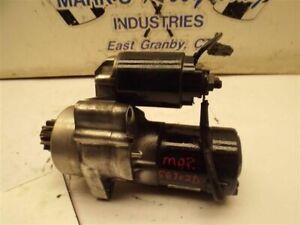 Starter Motor Fits 03-04 PATHFINDER 172275