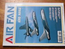 $$w Revue Air Fan N°220 Mirage savane Bangui  Wessex HC.2 RAF  Blackjack