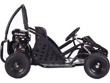 MotoTec Off Road Gas Go Kart 79cc Black or Red - MT-GK-05