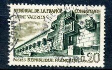 TIMBRE FRANCE OBLITERE N° 1335 HAUT LIEU DE LA RESISTANCE LE MONT VALERIEN