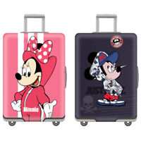 Mickey Pattern Travel Suitcase Luggage Cover Elastic Protection Case Covers For