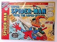 Spider-Man with the Super Heroes #172 ( Amazing Spider-Man 123) Free Shipping