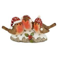 Figurines de Noël rouges pour la maison