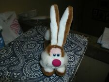 Applause Telly The Funny Bunny Plush Vintage 1988 11 In.