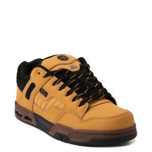 Mens DVS Enduro Heir Skateboarding Shoes NIB Chamois Black Gum
