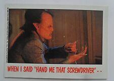 1988 Topps FRIGHT FLICKS Horror Movies Trading Card #55 ~ FRIGHT NIGHT