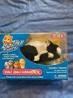 "Zhu Zhu Pets ""WINKIE"" Hamster #86659 NISP 2008 Brand New Black White"