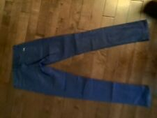Women's juicy couture coated skinny jeans size 26