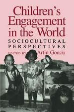 NEW - Children's Engagement in the World: Sociocultural Perspectives