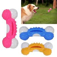 Pet Dog Safety Rubber Toys Aggressive Chewer Bite-Resistant Chew Rubber Toy