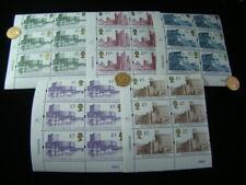 Great Britain Scott #1445-1448 Set Plate # Blocks Of 6 MNH O.G. $369.00 SCV Nice