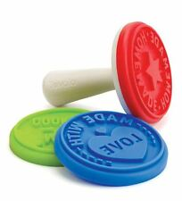 Tovolo Silicone Cookie STAMPS Set of 3