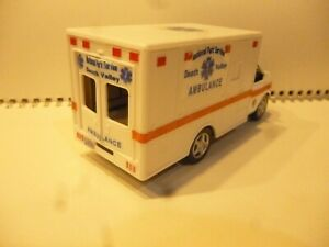 Death Valley National Park EMS Ambulance   Custom  1:43