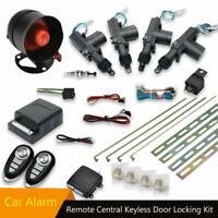 12V Univerale auto 2 Telecomando Allarme ANTIFURTO sistema ingresso CSD100-T203