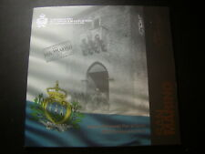 originaler KMS 2013 Rep. di San Marino 1 Cent - 2 Euro Silber  W/20/648