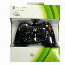 1pc подлинный проводной Microsoft Xbox 360 игровой игровой контроллер зеленый ящик