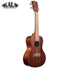 NEW Kala KA-15C Satin Mahogany Concert Ukulele with Aquila Super Nylgut Strings
