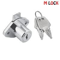 Dead Bolt Drawer Lock Furniture ENCLOSURE CABINET LOCK Item#1772 Keyed Different