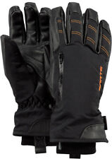 2018 Men's  Barts Specter Ski Gloves Black size 8 Large waterproof 2762