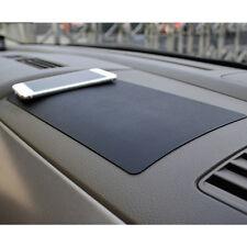 Hot Car Silica gel Black 27 x15cm Large Magic Non-slip mat Pad Auto Accessories