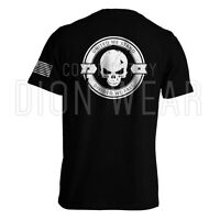 Divided We Fall v3 Military T-Shirt American Legend Punisher S M L XL 2XL 3XL