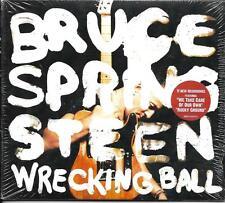 CD DIGIPACK (GATEFOLD) 11T BRUCE SPRINGSTEEN WRECKING BALL NEUF SCELLE EUROPE
