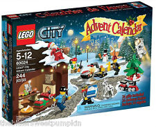 NEW LEGO~LEGO CITY ADVENT CALENDAR~60024~LIMITED 2013 EDITION~BRAND NEW SEALED!
