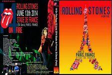 THE ROLLING STONES. 2014. STADE DE FRANCE. PARIS. DVD.