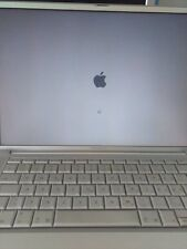 PowerBook g4 a1095 15 pulgadas 1,5 GHz 160 GB HDD 512 MB de RAM mirar