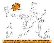 GM OEM-Power Steering Pump 15909832