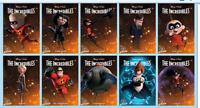 Topps Disney Collect Card Trader Incredibles 15th Anniversary Motion Set + Award