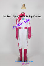 Mario Kart 8 Princess Peach Cosplay Costume include the boots covers ACGcosplay