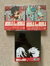 Kill la Kill - Complete Blu-ray with OUT OF PRINT storage box [Region B]