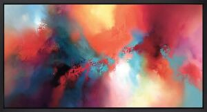 Simon Kenny - New - Conjuring Heavens Limited edition - framed