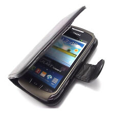 Book Leather Case Cover Belt Clip Pouch For Samsung Galaxy Xcover 2 S7710